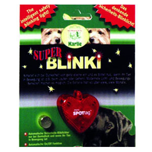 Super-Blinki – das denkende Sicherheits-Blinklicht!