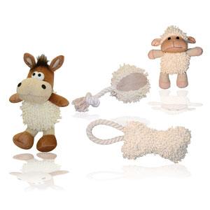 Shaggy Dog-Toy Set