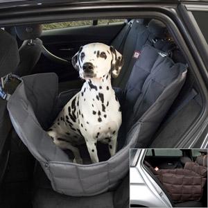 Doctor Bark 1-Sitz-Autodecke, Größe L