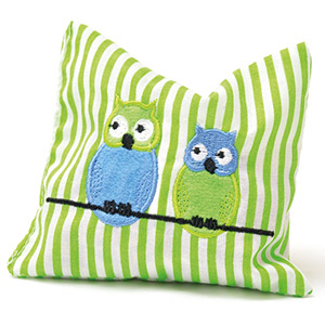 Cat Pillow LEANDER Small - 10 x 10 cm