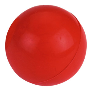 K9 Rubber Dog-Ball Red