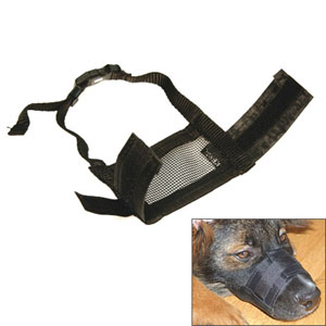 Muzzle Nylon With Velcro