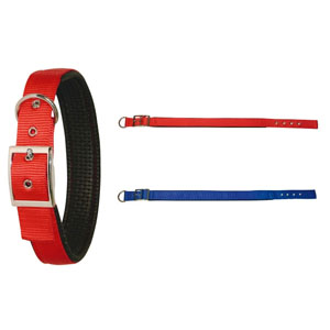 Halsband Miami Plus (33-39 cm x 20 mm)