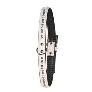 Diamond Rhinestone Collar (19-24cm x 14mm)